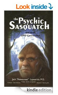 Kindle Edition - The Psychic Sasquatch