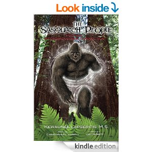 Kindle Edition - The Sasquatch People