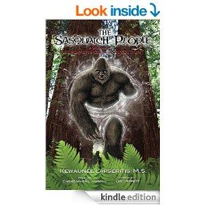 Kindle Edition - The Sasquatch People