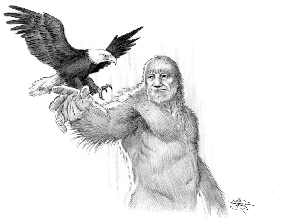 Sasquatch our Elders